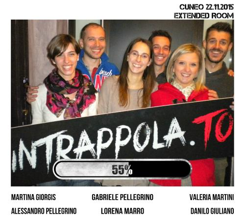 Escape Room Intrappola.TO - Cuneo