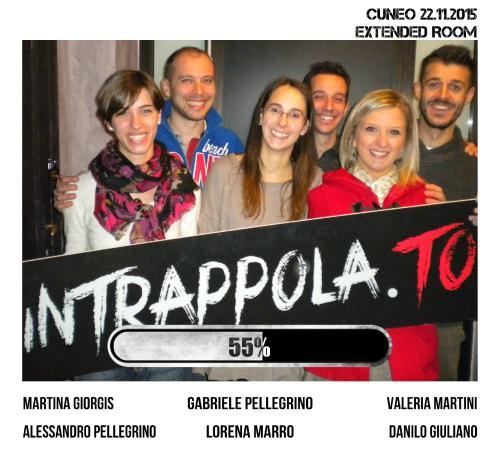 Escape Room Intrappola.TO - Cuneo