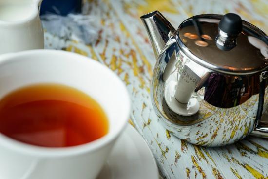 Juno Lounge: Tea time