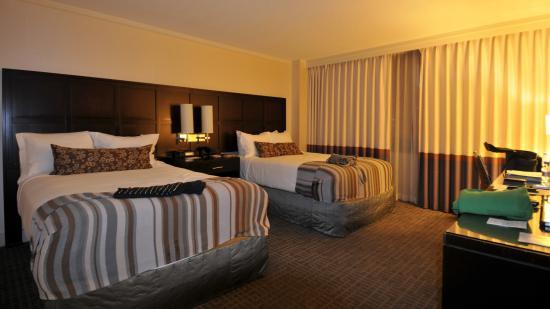 Washington Court Hotel on Capitol Hill: la nostra camera