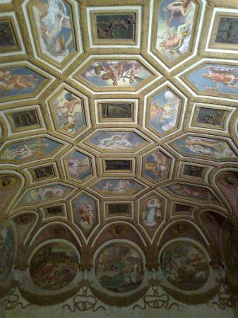 Stanza dello zodiaco foto di palazzo te mantova for Stanza mantova