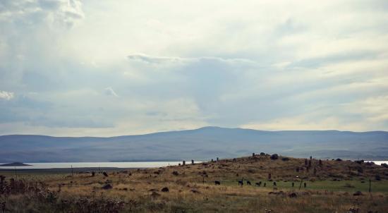 Shirak Province, Armenia: Lake Arpi National Park