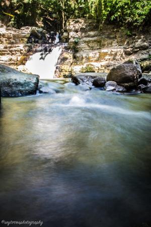 Occalong Falls: Occalong Falls