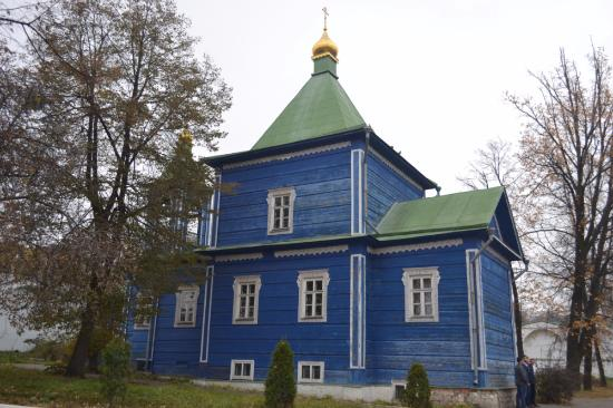 Peter and Paul Church in Ugresh Monastery of St. Nicholas