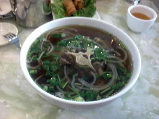 Ox Tail Pho - Picture of Tank Noodle, Chicago - TripAdvisor