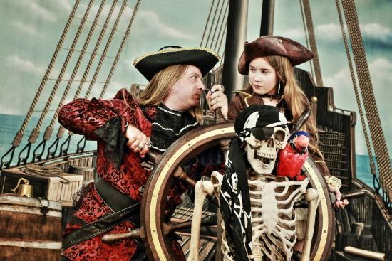Pirates and Dolls