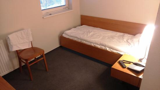 Hotel Ambiente Berlin City: Мой номер