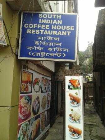 South Indian Coffee House