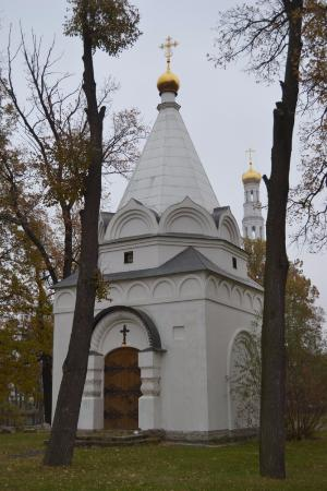 Chapel of the Passion of Nikolo-Ugreshskiy Monastery