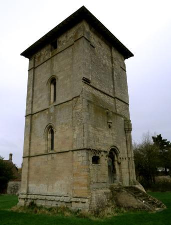 Temple Bruer - Knights Templar Church Ruin
