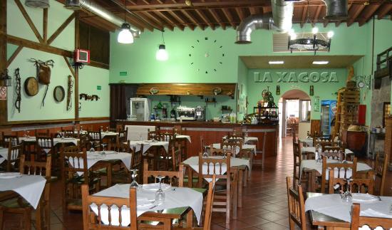 la xagosa: Xagosa  |  Barrio Gonzalin, 31, 33600 Mieres, España
