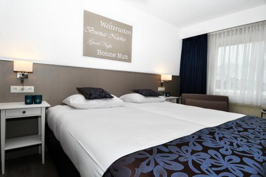 Hotel Herbergh Amsterdam Airport: Triple room