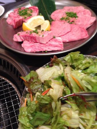 Yakiniku (Grilled meat) Donya Banban