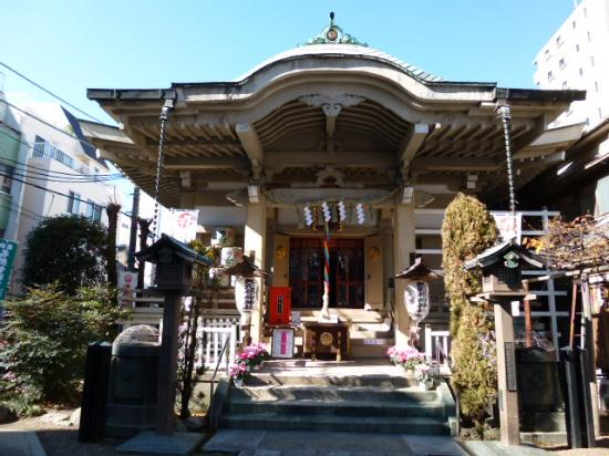 Yasaki Inari Shrine