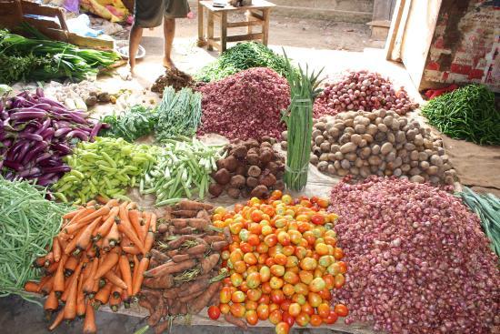 Bentota, Sri Lanka: Markt