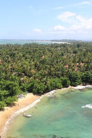 Bentota, Sri Lanka: Beautiful Sea