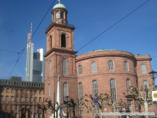 Stadtfuhrungen in Frankfurt am Main