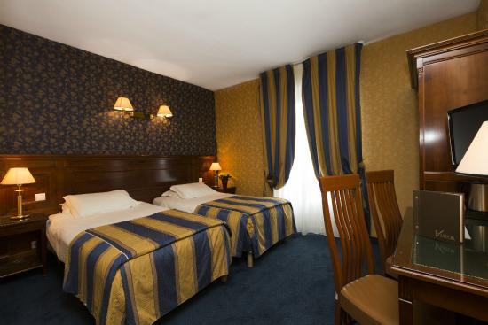 Hotel Viator - Paris Gare de Lyon: Chambre Twin - Twin room