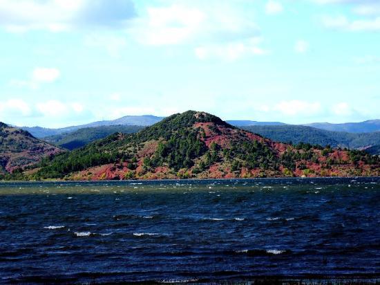 Octon, Γαλλία: Lac du Salagou
