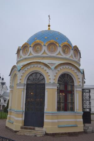 Chapel of Phenomena Image of St. Nicholas in Nikolo-Ugreshskiy Monastery