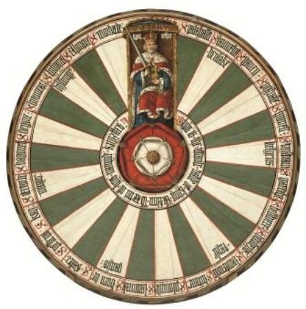 King Arthur 39 S Round Table 39 Picture Of Winchester Castle The Great