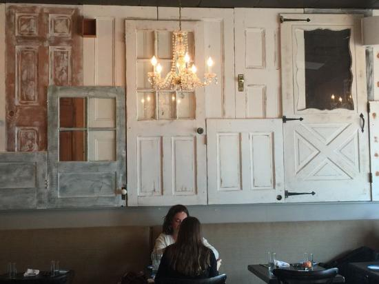 Morristown, NJ: Eclectic charming interior