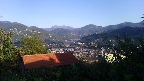 Via Villa Ginestra Sestri Levante