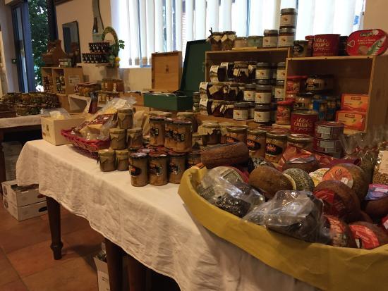 Soci, Italia: Varie dal negozio