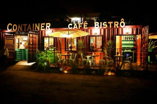 Container Cafe Bistro