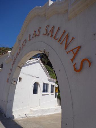 Playa La Salinas