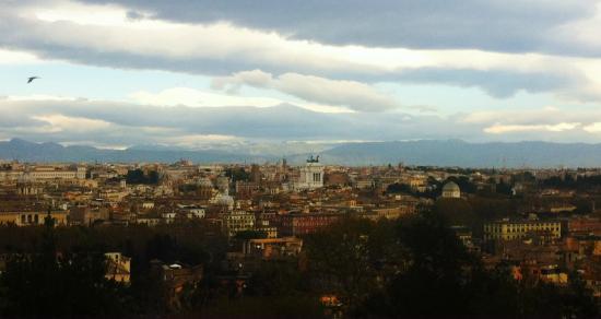 Terrazza del Gianicolo a pochi minuti dal nostro B&B - Foto di ...