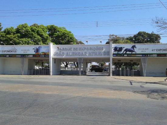 Parque de Exposicoes Joao Alencar Athayde