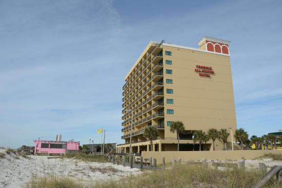 Gulf Shores Hotel Rooms On The Beach