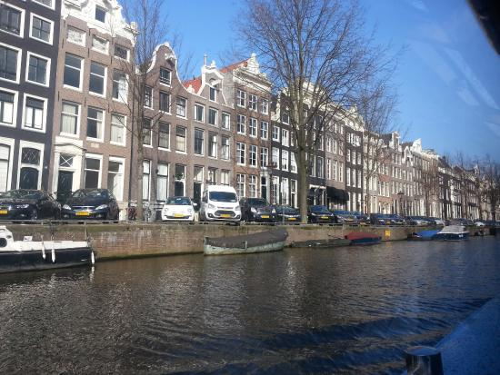 H tel foto di rho hotel amsterdam tripadvisor for Hotel doria amsterdam
