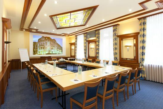 Favored Hotel Hansa: Tagungsraum Hansa