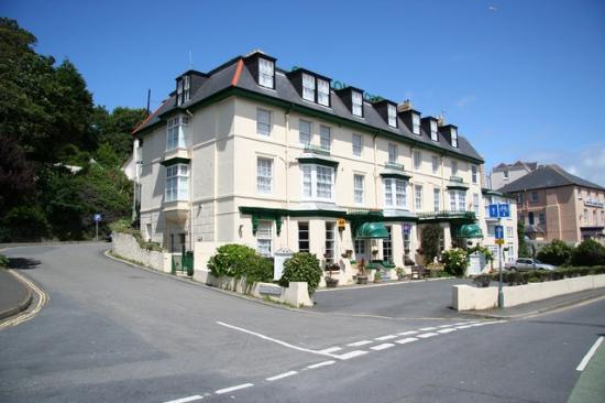 Ilfracombe Carlton Hotel: Hotel exterior