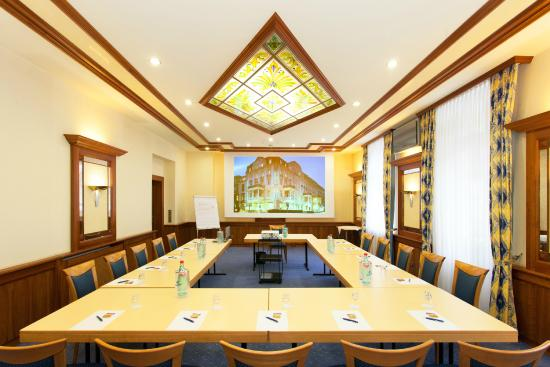 Favored Hotel Hansa: Tagungsraum U-Form