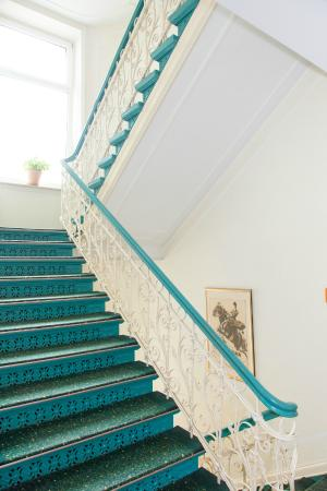 Favored Hotel Hansa: Treppenhaus
