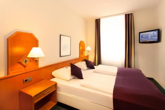 Favored Hotel Hansa: Suite Schlafzimmer