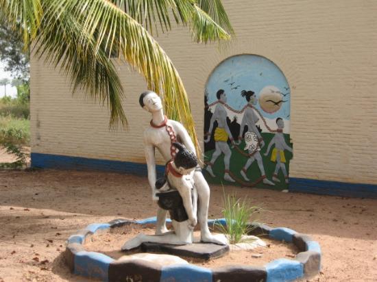 Jufureh: the Museum of Slavery