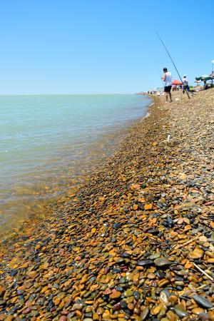 San Blas, Argentina: pescadores