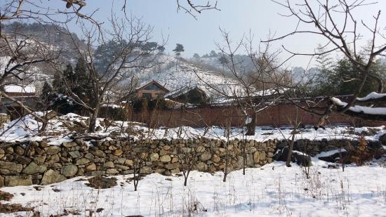 Brickyard Retreat at Mutianyu Great Wall: Village area