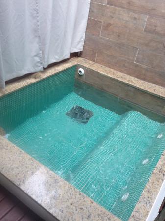 Pousada Georges Village: Suíte 11 - piscina privativa (aquecida)