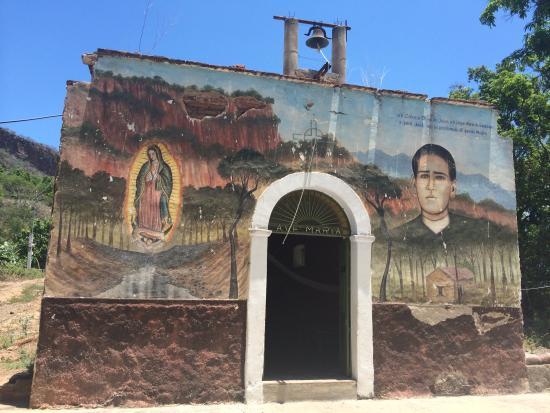 Santuario de Santo Toribio Romo en Tequila