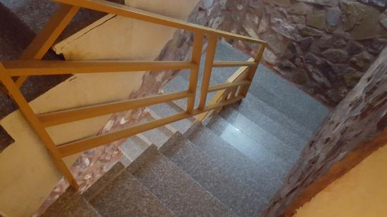 Cleopetra Hotel: Stairs