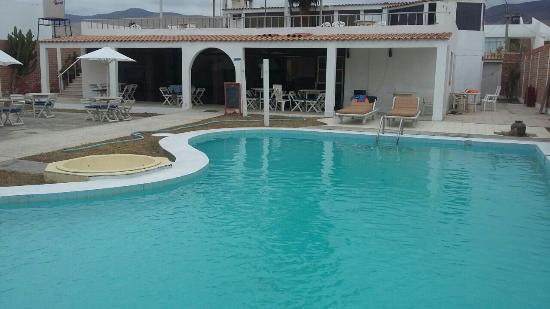 Hotel Mejía Mollendo