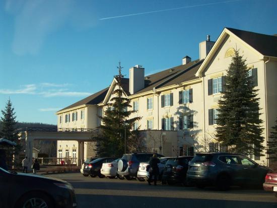 Comfort Inn & Suites: Entrance