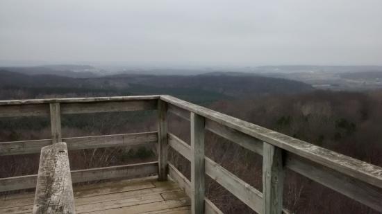 Menomonie, WI: View from tower