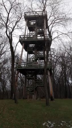 Menomonie, WI: tower