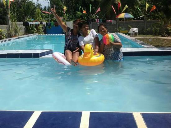 Digos City, Philippinen: Newly opened private  swimming pool for all occasions
